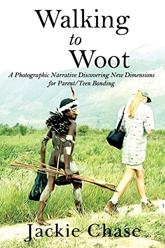 9781937630539: Walking to Woot A Photographic Narrative Discovering New Dimensions for Parent/Teen Bonding
