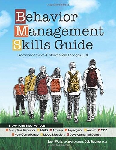 9781937661663: Behavior Management Skills Guide: Practical Activities & Interventions for Ages 3-18