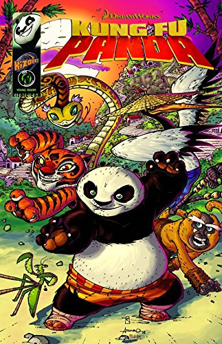 9781937676223: Kung Fu Panda: Everyone Is Kung Fu Fighting TPB