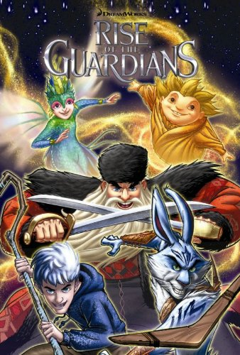 Rise of the Guardians: Hidden Truth & Other Stories (DreamWorks Graphic Novels): Lichius, Ben