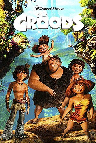 9781937676803: The Croods Prequel GN