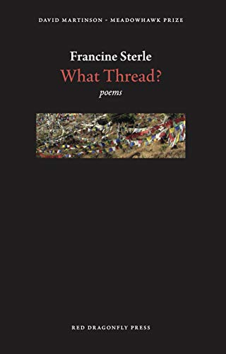 What Thread?: Sterle, Francine