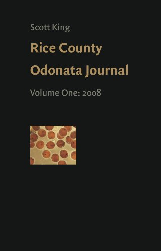 9781937693886: Rice County Odonata Journal: Volume One