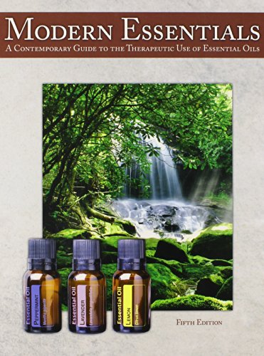 9781937702090: Modern Essentials 5th Edition [Old] - A Contemporary Guide to the Therapeutic Use of Essential Oils