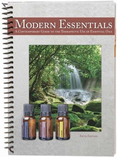 9781937702106: Mini - Modern Essentials Usage Guide: *5th Edition* A Quick Guide to the Therapeutic Use of Essential Oils