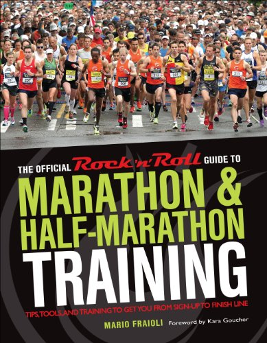 9781937715038: The Official Rock 'n' Roll Guide to Marathon & Half-Marathon Training: Tips, Tools, and Training to Get You from Sign-Up to Finish Line