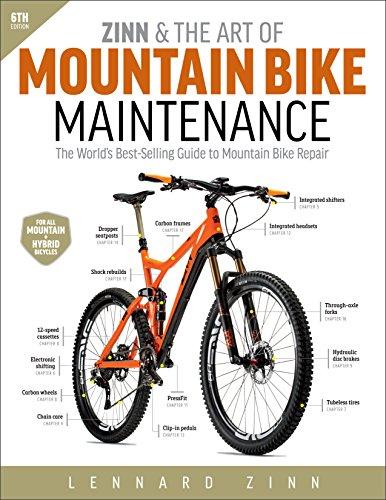 9781937715472: Zinn & the Art of Mountain Bike Maintenance: The World's Best-Selling Guide to Mountain Bike Repair
