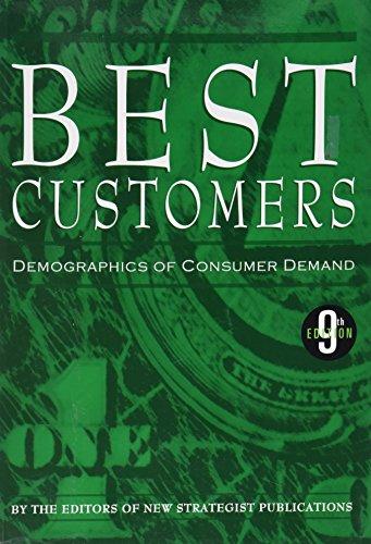 Best Customers: Demographics of Consumer Demand