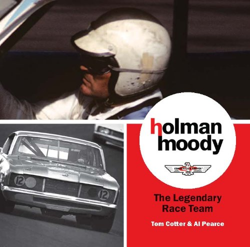 Holman-Moody: The Legendary Race Team: Tom Cotter; Al Pearce