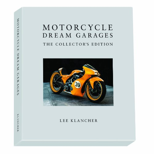 9781937747282: Motorcycle Dream Garages Collector's Edition