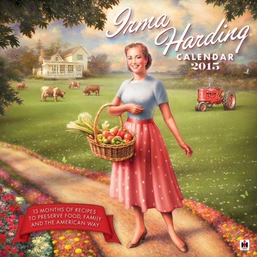 Irma Harding Calendar 2015: Irma Harding
