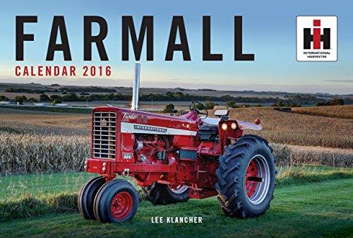 9781937747466: Farmall 2016 Calendar