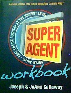 9781937773014: Super Agent Workbook