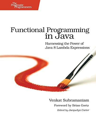 Functional Programming In Java Venkat Subramaniam