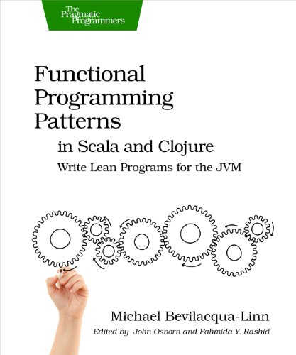 9781937785475: Functional Programming Patterns in Scala and Clojure: Write Lean Programs for the JVM (Pragmatic Programmers)