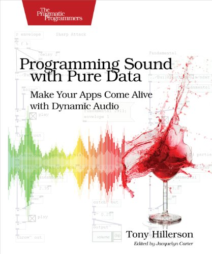 Programming Sound with Pure Data: Make Your Apps Come Alive with Dynamic Audio: Hillerson, Tony