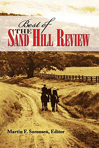 9781937818029: The Best of The Sand Hill Review (Volume 1)