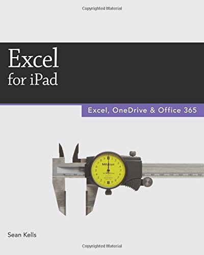 9781937842376: Excel for iPad