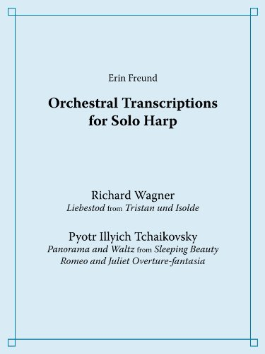 9781937864996: Orchestral Transcriptions for Solo Harp