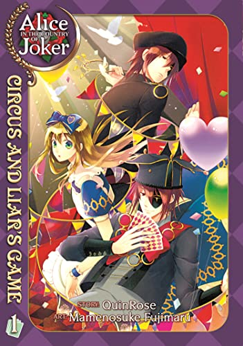 9781937867157: Alice in the Country of Joker: Circus and Liar's Game, Vol. 1