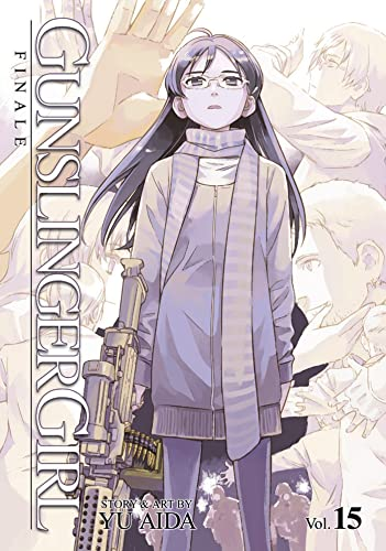 9781937867287: Gunslinger Girl: Finale
