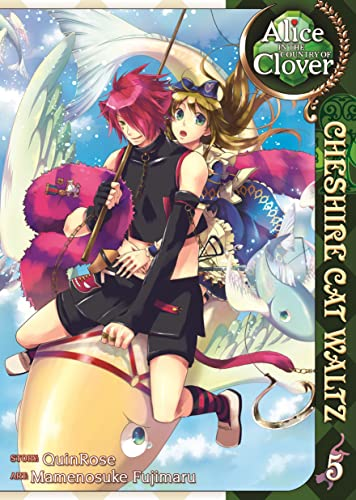 9781937867331: Alice in the Country of Clover: Cheshire Cat Waltz Volume 5