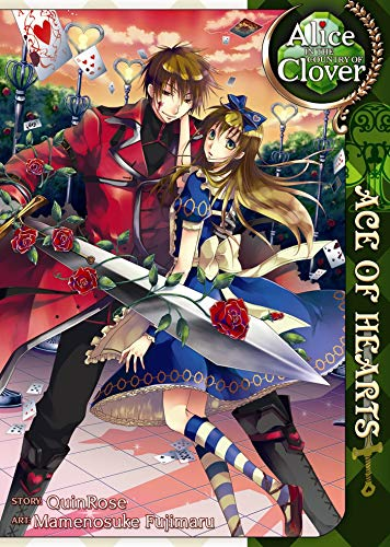 9781937867409: Alice in the Country of Clover: Ace of Hearts
