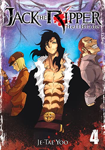 9781937867416: Jack the Ripper:Hell Blade, vol.4