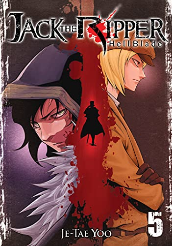 9781937867713: Jack the Ripper: Hell Blade Vol. 5
