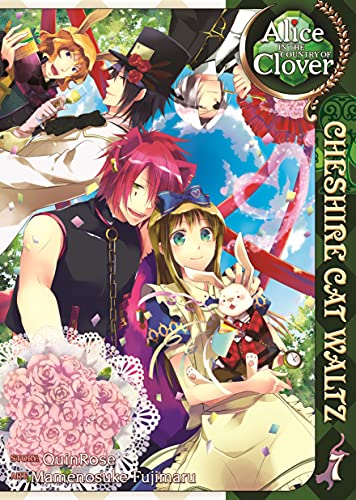 Alice in the Country of Clover: Cheshire Cat Waltz Vol. 7