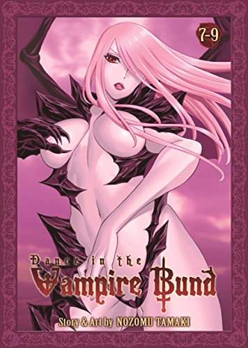 Dance in the Vampire Bund Omnibus 3: 7-9: Tamaki, Nozomu