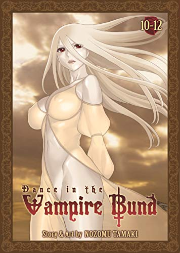 9781937867850: 10-12: Dance in the Vampire Bund Omnibus: Vol 4