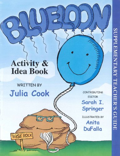 Blueloon Activity & Idea Book (1937870146) by Julia Cook