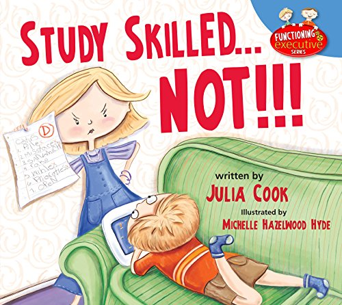 Study Skilled.NOT!!!: Julia Cook