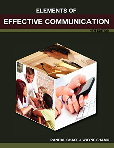 9781937901509: Elements of Effective Communication: 4th Edition