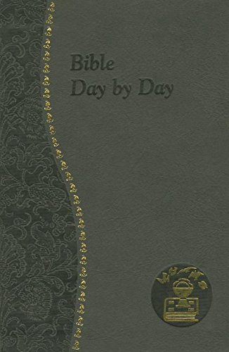 Bible Day by Day Gray Leather #150/19: John C Kersten, SVD
