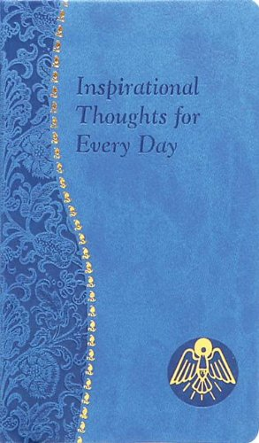 9781937913557: Inspirational Thoughts for Every Day (Spiritual Life)