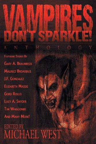 9781937929602: Vampires Don't Sparkle!
