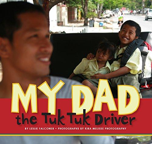 My Dad the Tuk Tuk Driver: Leslie Falconer