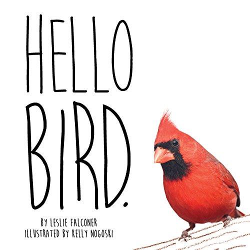 Hello Bird: Leslie Falconer