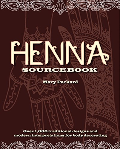 9781937994082: Henna Sourcebook: Over 1,000 Traditional Designs and Modern Interpretations for Body Decorating