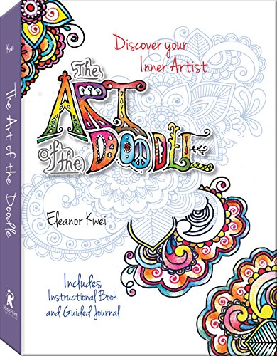 9781937994174: Art of the Doodle: Discover Your Inner Artist - Includes Instructional Book and Guided Journal