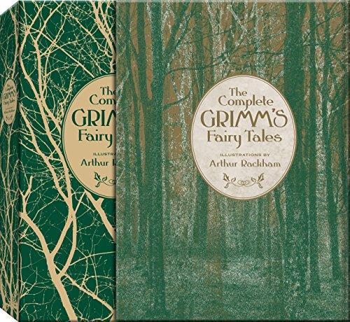 9781937994310: The Complete Grimm's Fairy Tales (Knickerbocker Classics)