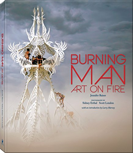 9781937994372: Burning Man: Art on Fire