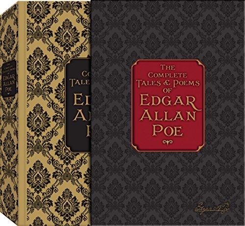 9781937994433: The Complete Tales & Poems of Edger Allan Poe (Knickerbocker Classics)