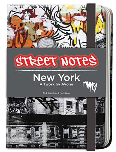 Street Notes-New York (Large Journal): Avone