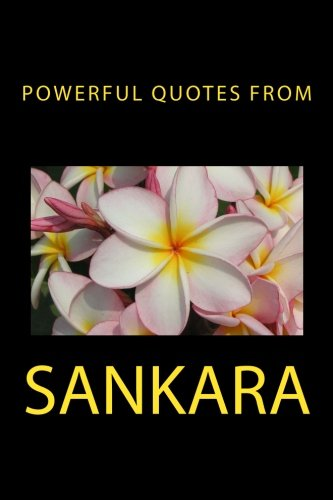 9781937995867: Powerful Quotes from Sankara