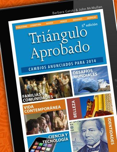 Triangulo, 5th Edition, Softcover (includes 1 Yr: Barbara Gatski