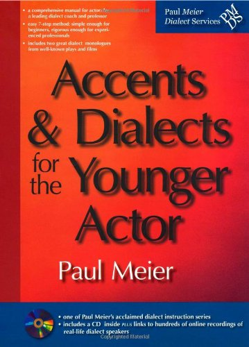 9781938029011: Accents and Dialects for the Younger Actor (CD included)