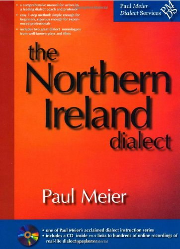 9781938029158: The Dialect of Northern Ireland (CD included)